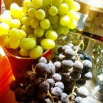 certified organic grapes
