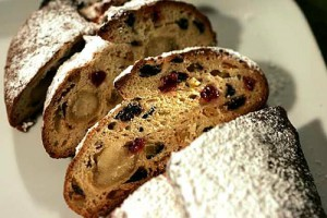 Donna Deane stollen with marzipan