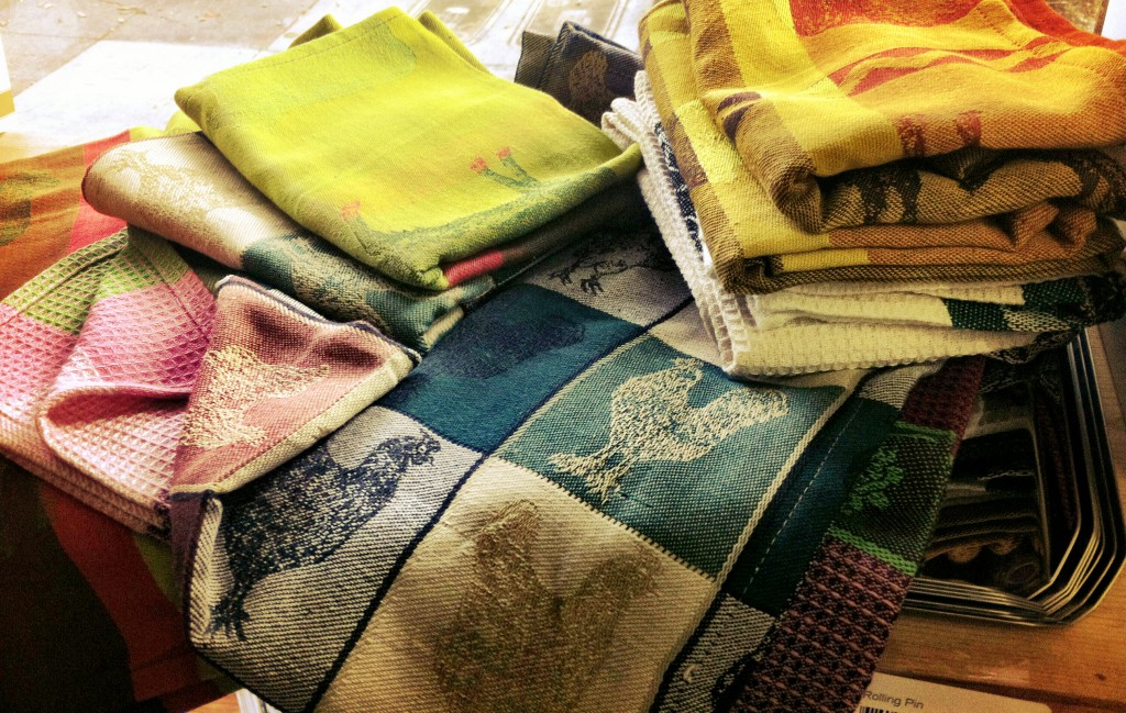 primitive artisan kitchen towels