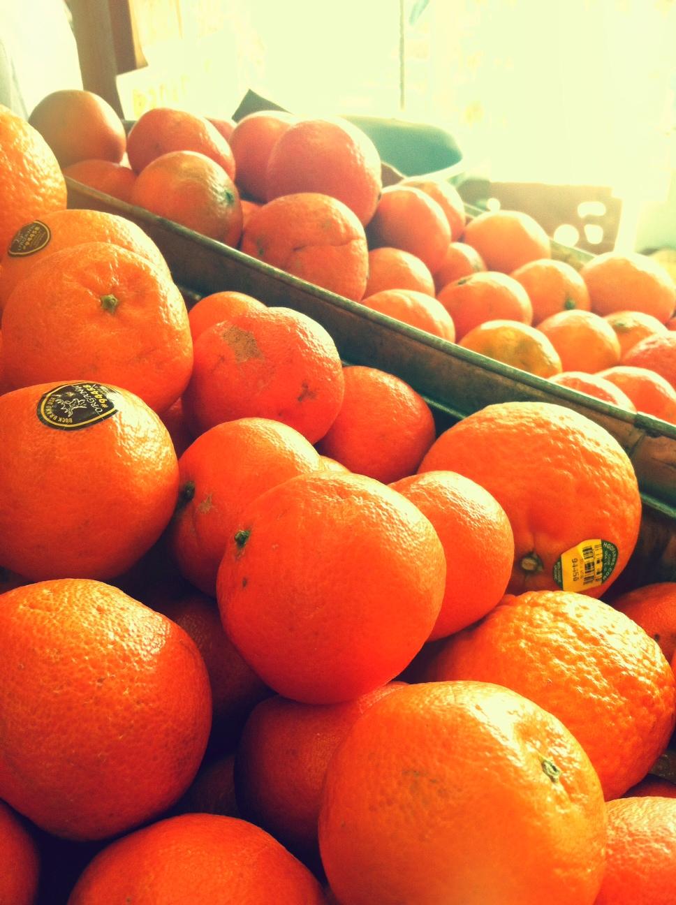 Tangerines 2015