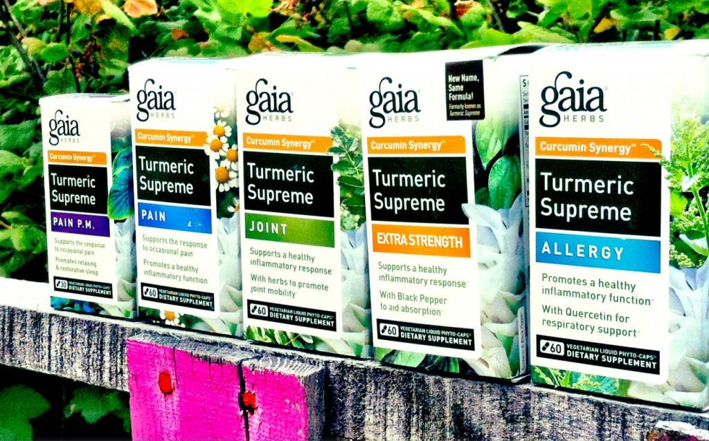 Gaia Herbs Curcumin Synergy