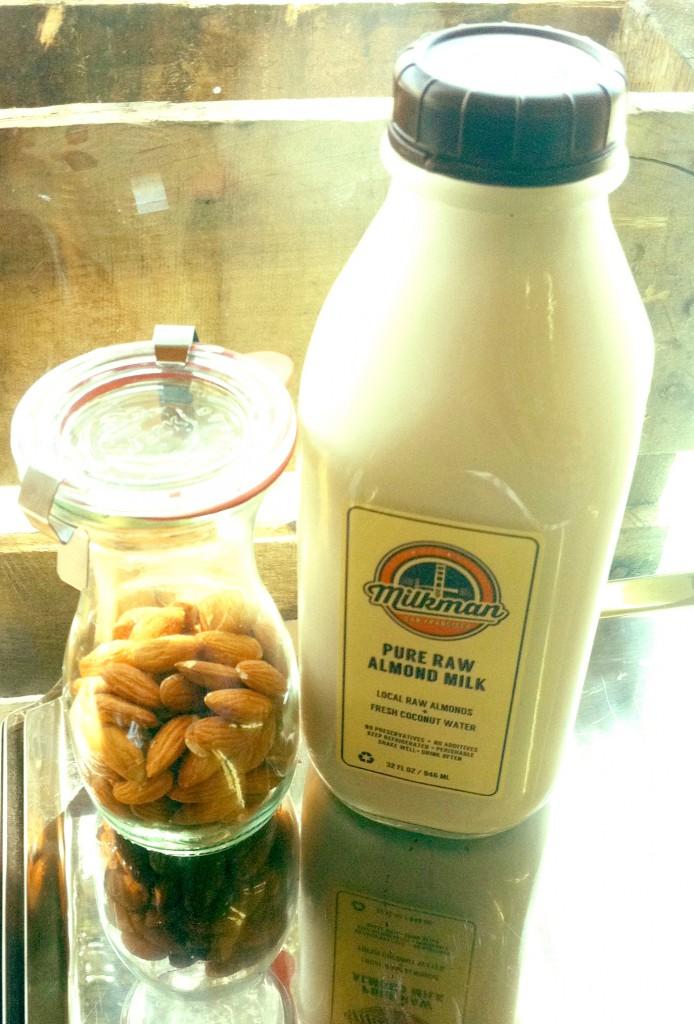 Milkman almond milk 2