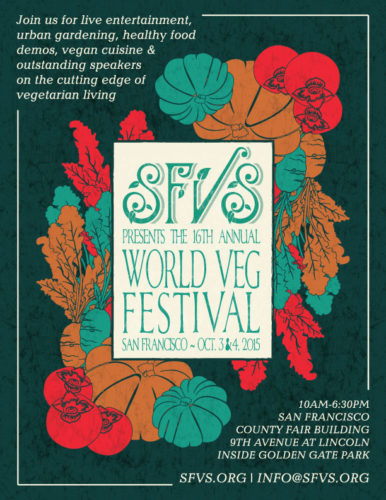 World-Veg-Festival